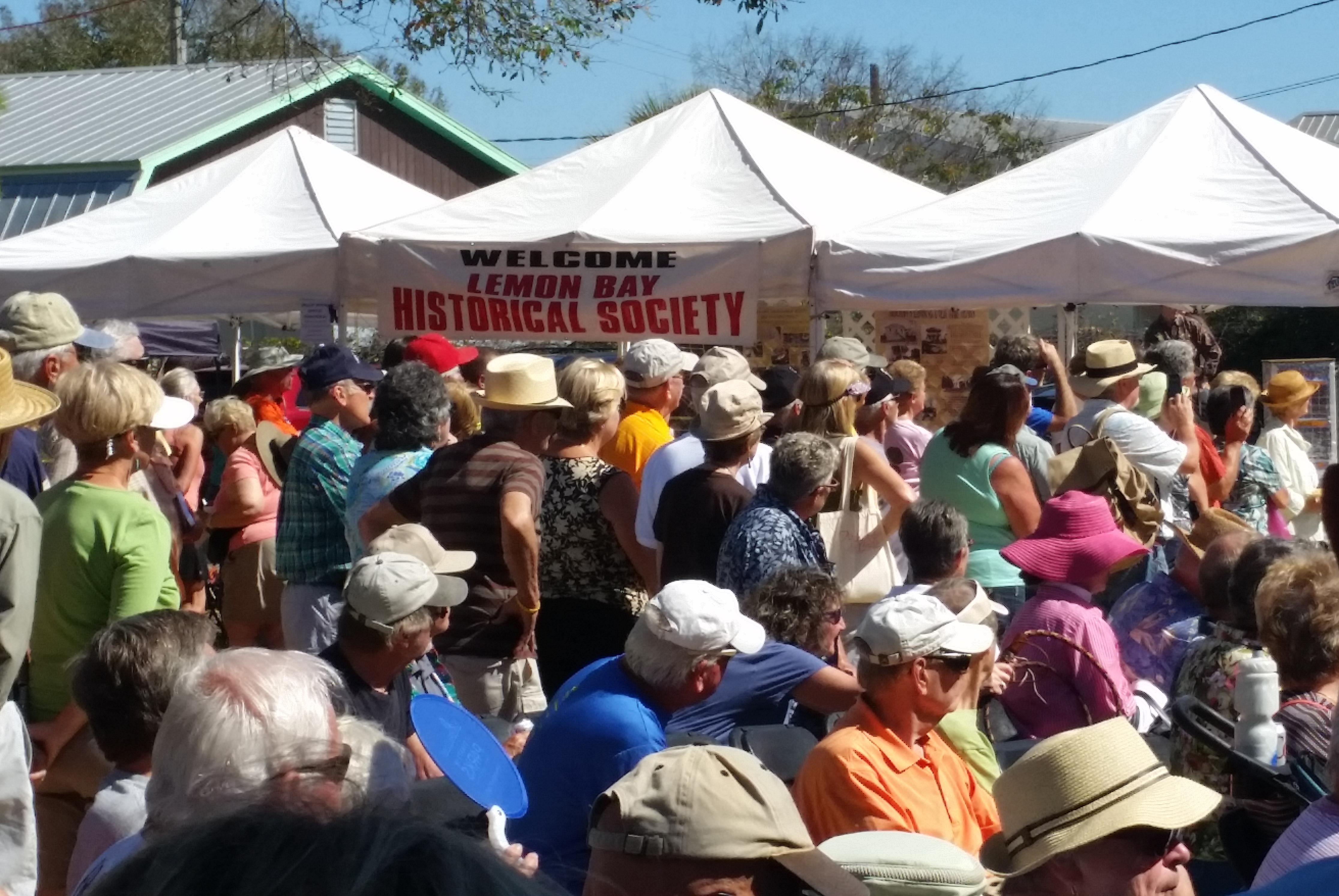 Englewood Street Fair 2020.Cracker Fair 2019 Lemon Bay Historical Society